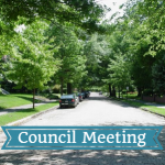 March 5 Council Meeting Agenda